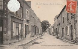 53 - Très Belle Carte Postale Ancienne De  Bais  Route De Sainte Gemmes - Bais
