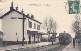 Aumont. La Gare - Other Municipalities