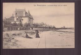 LE POULIGUEM LA GRANDE PLAGE COTE DE LA BAULE 44 - Le Pouliguen