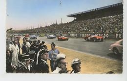 SPORT AUTOMOBILE - LE MANS - Circuit Des 24 Heures - 20 & 21 Juin 1959 - Le Démarrage Des Voitures - Le Mans