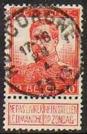 Belgique - N° 111  Oblitération '' HUCCORGNE'' - 1912 Pellens