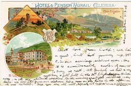 Celerina , Ober-Engadin , Hôtel - Pension Murail - Ohne Zuordnung