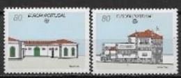 Portugal 1990 N° 1800/1801 Neufs Europa établissements Postaux - 1990