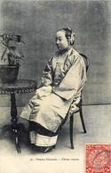 Chine - Femme Chinoise - Chinese Woman - N° 56 - Chine