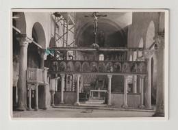 VENEZIA - TORCELLO:  L' INTERNO  DELLA  CATTEDRALE  -  LA  NAVATA  CENTRALE  -  FOTO  -  FG - Churches & Convents