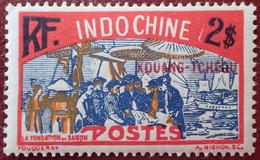 R2269/559 - 1927 - COLONIES FR. - KOUANG-TCHEOU - N°96 NEUF** - Nuevos