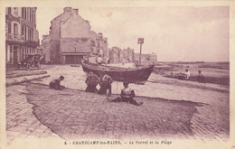 Grandcamp-les-Bains. Le Perret Et La Plage - Otros Municipios