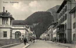 Zwitserland - Schweiz - Suisse - Thusis - Poststrasse - 1915 - Unclassified