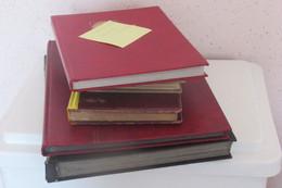 LOT DANS 4 CLASSEURS DONT ANCIENNES COLONIES - Collezioni (in Album)