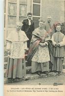 45.  ORLEANS .  Les Fêtes De Jeanne D'Arc 7 Et 8 Mai . Le Cardinal Granito Di Belmonte , Mgr Touchet Et Hertzog . - Orleans