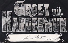 485874Harderwijk, Groeten Uit. 1905. - Harderwijk