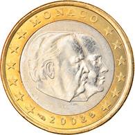 Monaco, Euro, 2002, SUP, Bi-Metallic, Gadoury:MC178, KM:173 - Monaco