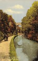 R605402 Market Drayton. Deep Cutting On The Canal. F. Frith - Mundo