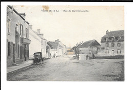 Viabon (E.-et-L.) - Rue De Germignonville - Other Municipalities