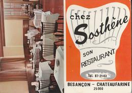 CPSM 25 CHATEAUFARINE-BESANCON CHEZ SOSTHEME - Non Classés
