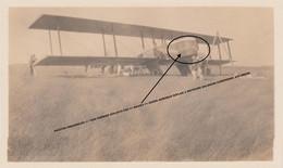 "3 PHOTOS ORIGINALES +/- 1920 FARMAN GOLIATH F60 "" ANJOU "" AVION AEROBUS BIPLAN 2 MOTEURS SALMSON COMPAGNIE AIR UNION - 1919-1938: Interbellum"