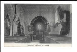 VIABON - Intérieur De L'Eglise - Other Municipalities