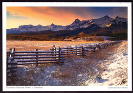 AK 000918 USA - Colorado - Gunnison National Forest - Autres