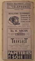 Annuaire Départemental Du 69 En 1961 - Altri