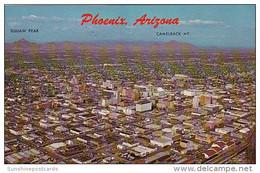 Arizona Phoenix Squaw Peak Camelback Mountain - Phoenix