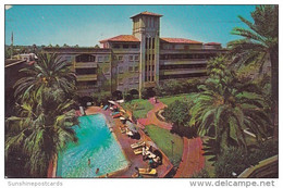 Arizona Phoenix Hotel Westward Ho And Patio Suites With Pool 1970 - Phoenix