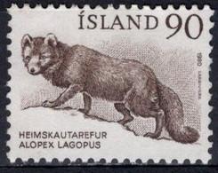 1980 90a Arctic Fox, Used - Oblitérés