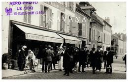 91 RIS-ORANGIS - Brasserie De L'Espérance - Carte-photo (Aero-photo Le Coq Ris-Orangis) - Ris Orangis