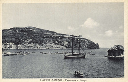 R608838 Lacco Ameno. Panorama E Fungo. A. D Ambra. Ischia - Mondo