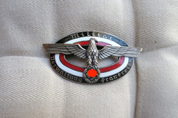 WW2 Allemagne Administration Militaire En France - 1939-45