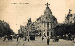 MADRID. CALLE ALCALA. LACOSTE - Madrid