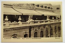 "Luxemburg Ak "" ARBED  Siège Central à Luxembourg "" Ungelaufen - Luxemburg - Stadt"