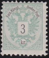 Österreich   .   Y&T   .   41     .   **       .   Postfrisch    .   /    .   MNH - Neufs