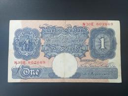 ROYAUME UNI 1 POUND 1940 - 1 Pound