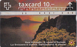 SWITZERLAND(L&G) - Switzerland Is Yours, CN : 604D, 04/96, Used - Landscapes