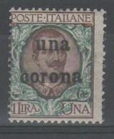 Dalmazia 1919 - Effigie 1 C. Su 1 L. **           (g7908) - Dalmatia