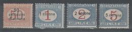 Dalmazia 1922 - Segnatasse *           (g7911) - Dalmatia