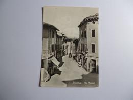 POZZOLENGO  -  Brescia  -  Via Mazzini  -  Italie - Brescia