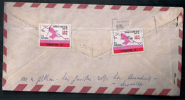 Peru - Enveloppe Circulée Moderne - Perù