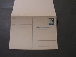 Postkarte Mit Antwort - Privatpostkarten - Ungebraucht