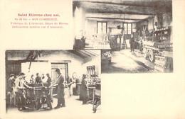 42 LOIRE Rare Série Saint-Etienne Chez Soi Fabrique De Limonade Et Dépot De Bières , Installation Modèle Rue D'Annonay - Saint Etienne