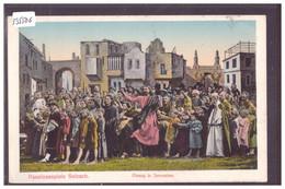 PASSIONSSPIELE SELZACH - EINZUG IN JERUSALEM - THEATRE - TB - SO Soleure