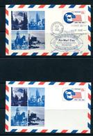 USA 1962 Postal Stationary Cards Discover America  11515 - 1961-80