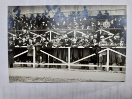 Italie. Casale Monferrato 1913 / 1914. Les Tribunes. - Football