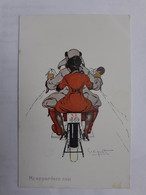 Une Balade En Motocyclette. - Non Classés