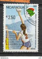 Nicaragua, Volleyball, Volley-ball, Femme, Woman, Crocodile, Reptile, Alligatore - Pallavolo