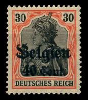 BES 1WK LP BELGIEN Nr 19 Ungebraucht X77B482 - Ocupación 1914 – 18