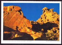 AK 001031 USA - Nevada - Sandsteinfelsen Im Valley Of Fire - Other