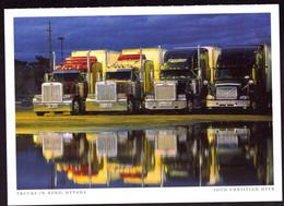 AK 001032 USA - Nevada - Trucks In Reno - Reno