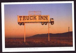 AK 001035 USA - Nevada - Reklameschild Am Strassenrand Bei Reno - Reno