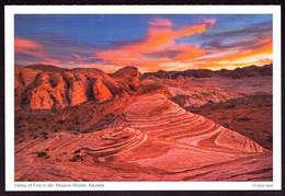 AK 001038 USA - Nevada - Valley Of Fire In Der Mojave-Wüste - Other